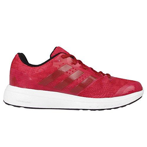 Adidas Duramo Elite 2w, rose / noir / blanc, 5,5-nous Pink/Black/White