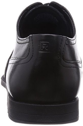 Rockport Asd Plain Toe, Richelieu homme Noir (Black 1)