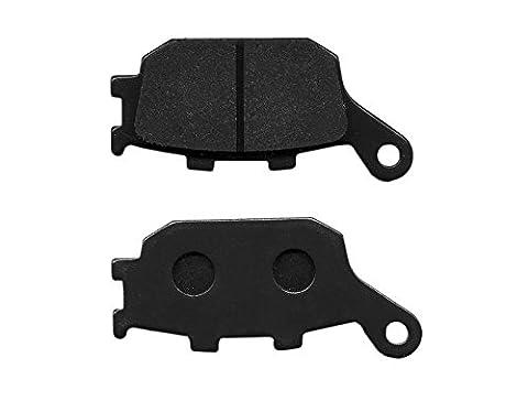 1 pair Rear Brake Pads Fit For HONDA STREET BIKES CBR 600 F2 / F3 / F4 / RR 1991 1992 1993 1994 1995 1996 1997 1998 1999 2000 2001 2002 2003 2004 2005