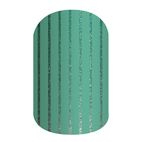 jamberry patine Feuille de Nail Wraps