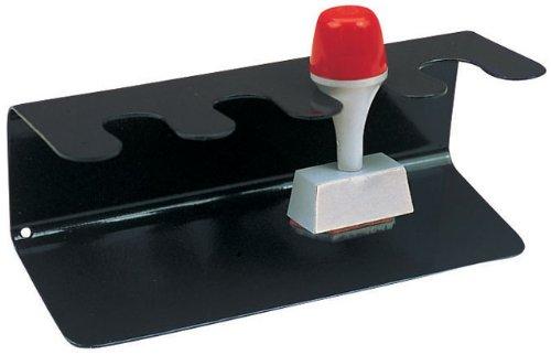 Maul Stempelträger 52204-90 gerade 4er schwarz