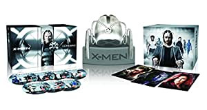 X-Men: Cerebro Helmet Complete Collection Incl. Days of Future Past (Exclusive to Amazon.co.uk) [Blu-ray]