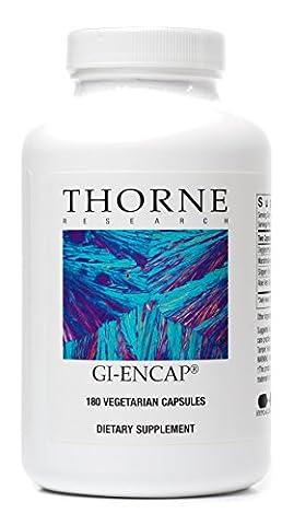 Thorne Research - GI-Encap - Botanical Supplement - 180 Capsules