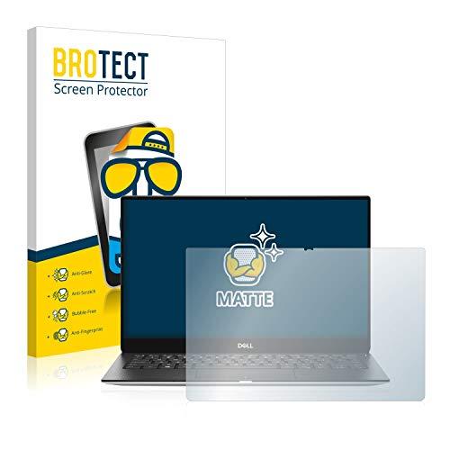 BROTECT Matt Displayschutz Schutzfolie für Dell XPS 13 9380 (matt - entspiegelt, Kratzfest, schmutzabweisend)