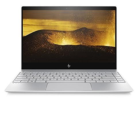 """HP ENVY 13-ad002nf Ultrabook 13"""" Full HD Argent (Intel Core i7, 8 Go de RAM, SSD 360 Go, Intel HD 620, Windows 10)"""