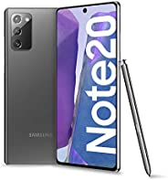 "Samsung Galaxy Note20 Smartphone, Display 6.7"" Super Amoled Plus Fhd+, 3 Fotocamere Posteriori, 256Gb, Ra"