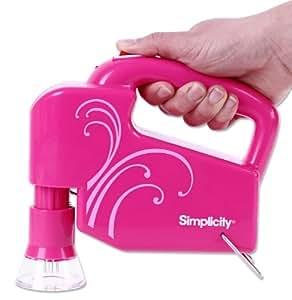 Simplicity 881494001 Machine électrique pour feutrer à la main