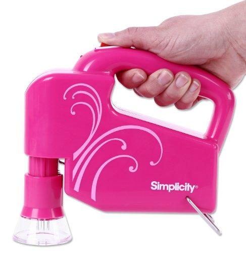 Simplicity 881494001 Machine électrique pour feutrer à la ma