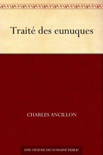 Couverture du livre Traité des eunuques