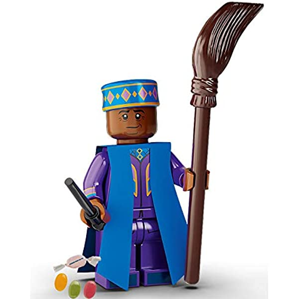 1820 # Lego Figur Zubehör aus Harry Potter Schlüssel Gold