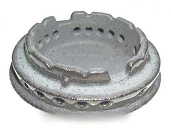 chapeau de bruleur semi rapide 53 m/m pour table de cuisson BRANDT - 77X1376