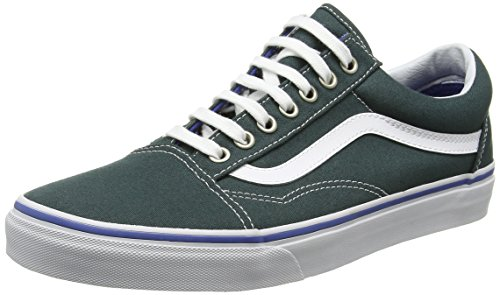 vans-old-skool-baskets-basses-mixte-adulte-vert-green-gables-true-white-43-eu