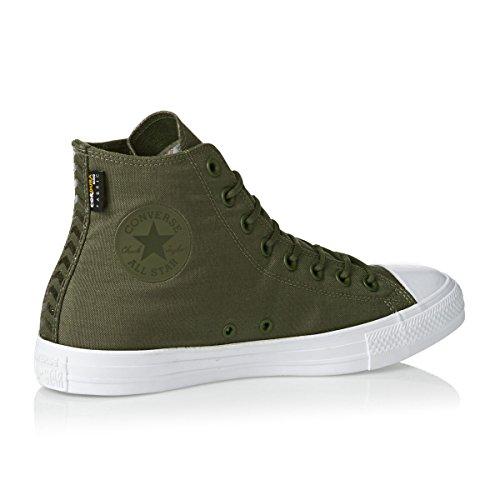 Converse All Star Hi Scarpa Verde