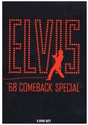 Preisvergleich Produktbild Elvis Presley's '68 Comeback Special (Special Edition 3 DVD)