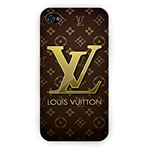 EYP Louis Vuitton LV Back Cover Case for Apple iPhone 4