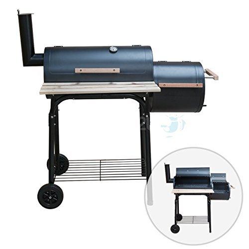 Outdoor Multifunction BBQ Smoker