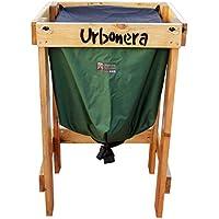 Urbonera: la abonera urbana Vermicompostador 125 l - Compostador con lombrices