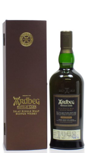 Ardbeg - Single Cask - 1998 11 year old Whisky