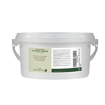Naissance Refined Coconut Oil 1kg 100% Pure - Read Reviews