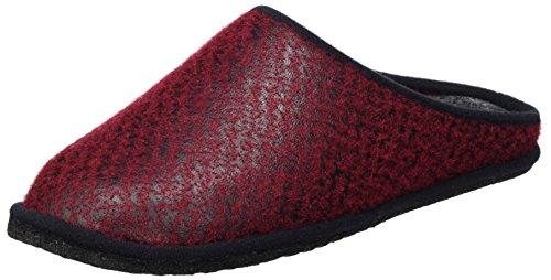 Kitz - Pichler Leder Franzi, Chaussons Mules mixte adulte Rouge( Rot)
