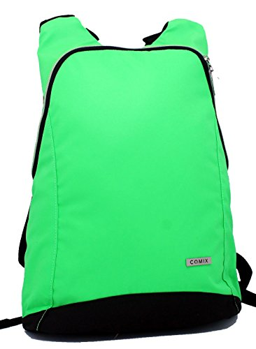 Zaino Sport Verde Fluo Reflective Special Comix