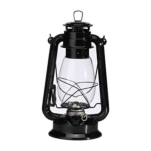 Retro Kerosene Lampe Big Paraffin Öl Hurrikan/Sturm Camping Laternen Horse Light Portable Outdoor Zeltbeleuchtung (öl-hurrikan-lampen)