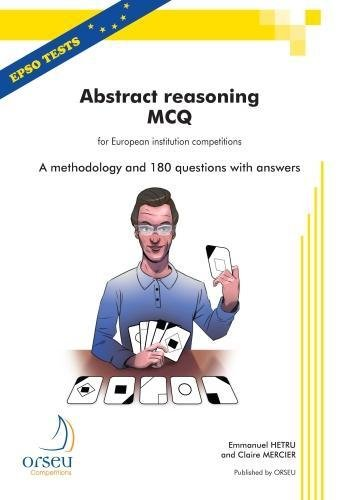 Abstract Reasoning MCQ for European institution competitions por Emmanuel Hetru