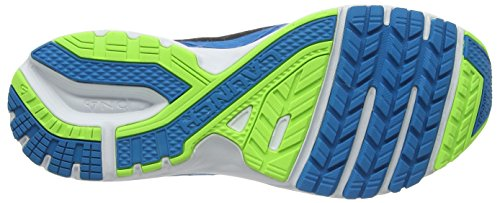 Brooks Launch 3, Chaussures de Running Compétition Homme Turquoise (Methyl Blue/Green Gecko/Black)