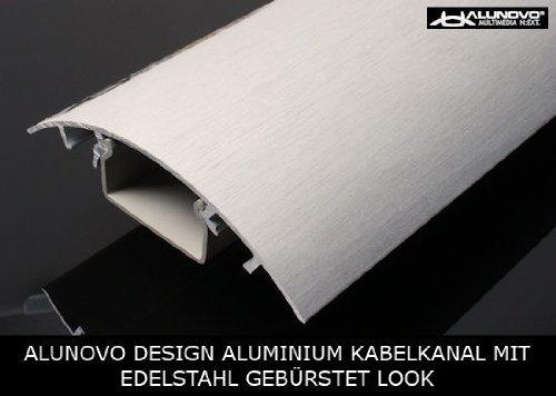 TV Design Canalina In Alluminio, Acciaio Inossidabile