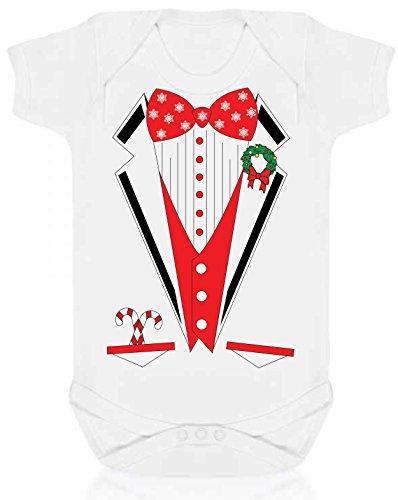 Bullshirt Baby Jungen (0-24 Monate) Body weiß weiß 0-3 (Dress Filme Ideen Fancy)