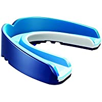 Shock Doctor Nano 3D Ultimate Slim Convertible Sport Mouthguard Pearl Blue Adult