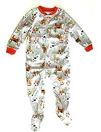 e235b1112c Carter's Schlafanzug 92/98 Fleece warm weich US Size 3 t Einteiler mit Reißverschluss  Junge Winter Overall…