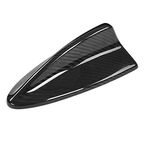 Antena de aleta de tiburón - 1 PC de antena de fibra de carbono para automóvil Cubierta de aleta de tiburón para BMW M E46 E90 E60 E61.
