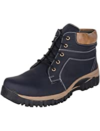 Shoeniverse men's synthetic boots