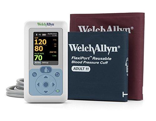 Welch Allyn 34x xht-4Connex probp 3400Digital Handheld Blutdruckmessgerät