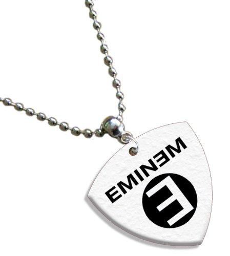 Eminem Bass (1mm Heavy gauge) Gitarre Pick Plektron Kette -