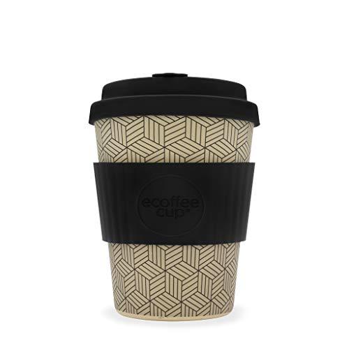 Termo de café Patrón geométrico