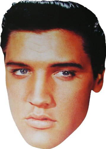 is Presley - Card Face Mask ()
