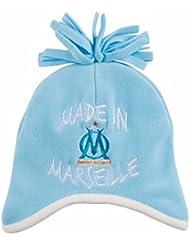Bonnet OM - Collection officielle Olympique de Marseille - Taille bébé garçon TU