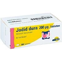 Jodid dura 200μg 100 stk preisvergleich bei billige-tabletten.eu