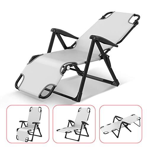 Tumbonas y sillones reclinables de jardín Sillas de jardín de Patio Exterior...