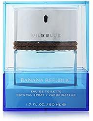 Banana Republic Wild Blue for Men 1.7 oz Eau de Toilette Spray by Banana Republic