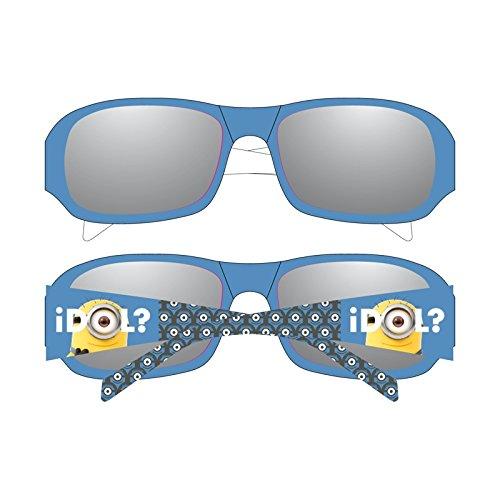 MINIONS 2500000149-Sonnenbrille für Kinder, lila