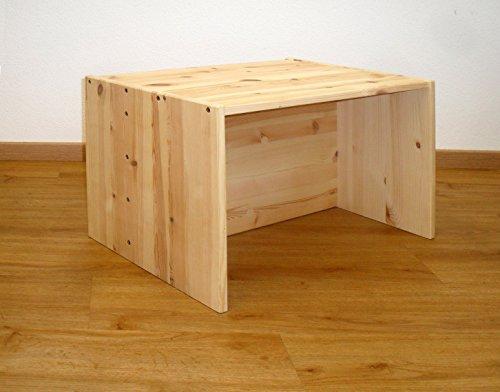 mitwachsender Kindertisch, in 3 Höhen, Tisch für Kinder