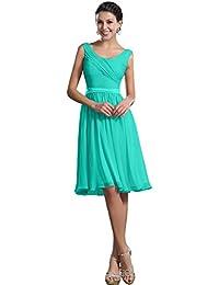 Suchergebnis auf Amazon.de für: Türkis - Kleider / Damen: Bekleidung