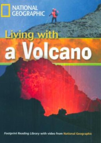 Living with a Volcano: Pt. 001 (Footprint Reading Library)