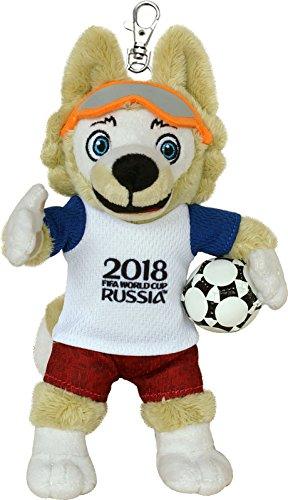 FIFA 2018 100240 Offizielles Maskottchen Spielzeug, - Maskottchen