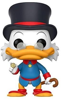 Disney Figura de Vinilo Scrooge McDuck, colecci...