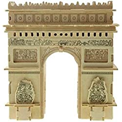 Maqueta de madera Arco del Triunfo