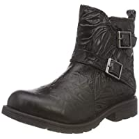 MOVE Girls-Winter Boot W/Buckles Ankle